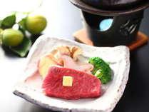 【ポイント10%】信州牛の石焼ステーキが食べられるスタンダードプランがポイントUP!