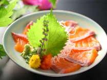 ≪信州サーモン≫【信州贅沢食べくらべ】プランの他、別注料理でもご用意ございます。