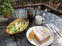 2021年4月オープン!軽井沢の人気カフェ「エロイーズカフェ」の朝食が当館でもお楽しみいただけます!