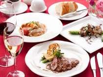 ★信州ご当地プラン★フレンチと温泉ジャクジーを楽しむ手作りサシェ付き1泊2食ご夫婦&カップルプラン♪