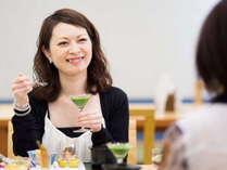 和食会席をお楽しみください
