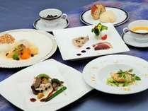 ホテルで気軽に楽しむフランス料理♪【1泊夕朝食付カジュアルプラン】20:00~
