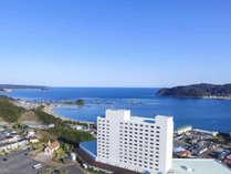【太平洋・橋杭岩を望む眺望抜群の景観】本州最南端の地(串本町)でお寛ぎの時間をお過ごしください。