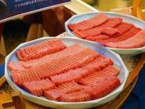 12/31・1/1限定バイキング☆串本マグロ(本鮪)が食べ放題♪(画像はイメージです)