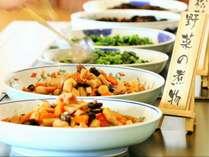 和洋朝食バイキング 和食メニュー一例(画像はイメージです)