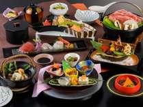 【9月~11月】秋のスタンダード会席(画像はイメージです)料理長おすすめの季節の会席をお楽しみください