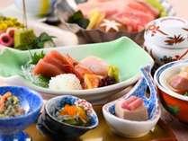 料理長おまかせ和食会席のお献立は、当日のご案内となります(画像はイメージです)