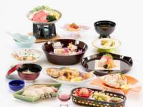贅沢会席料理イメージ