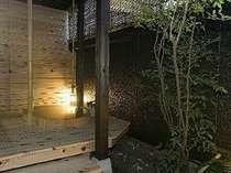 本館4階かわの湯に露天風呂完成