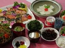 2010年3月~新バイキング和食編~煮物も充実 人気うどんはそのままに。