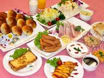 2010年3月~新バイキング 洋食編・・・。 シリアル・フレンチトースト・ヨーグルトなど追加
