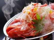 人気の特別料理金目鯛の煮付け