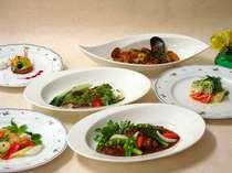 「洋食」ボリューム満点のお料理をご用意♪【写真はイメージです。実物とは異なりますのでご了承下さい】