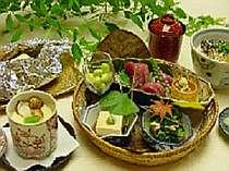 和食処「梅林」秋の味覚 ¥3800