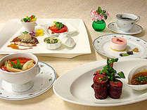 洋食ディナー(イメージ)