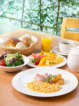 洋食レストラン 朝食