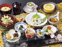 和食処 梅林 料理一例