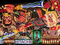 青森の夏を彩る「ねぶた祭り」