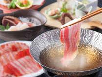 ニンニク生産「全国一位」の青森県産ガーリックポークのしゃぶしゃぶは絶品です!