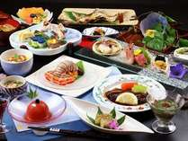 ☆雅-miyabi-コース 夏Ver. 色鮮やかな会席料理