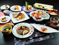☆雅-miyabi- 廣美亭最上級コース、冬のメニューは「いわて牛×カニ」のコラボです♪