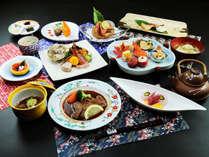 ☆雅-miyabi- 冬に食べたい!当館最上級の和膳コースをどうぞ♪
