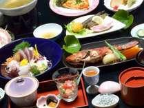 お魚食べたい!【海づくし親潮標準料理】&体にやさしい!【海づくしの湯】を満喫♪  お部屋も選べます!