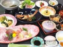 お魚食べたい!【海づくし黒潮標準料理】&体にやさしい!【海づくしの湯】を満喫♪