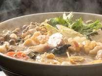 茨城県の冬の味覚代表する日立のおもてなし料理「口福あんこう鍋」