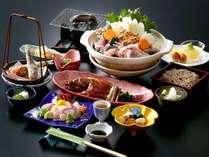 茨城の美味しいをいっぱい盛り込んだ、食通にはたまらない地産地消の常陸の宴プラン