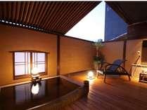 露天風呂付和室(源泉掛け流し甲府温泉・10畳)