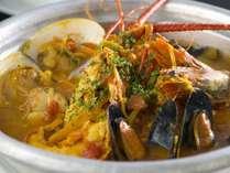 魚介の旨みが濃縮したスープ。
