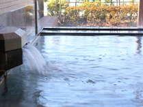 大浴場は内風呂は広々としてゆったりとした造りです。