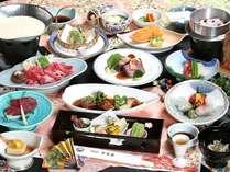 【ポイント10%】 ボリューム満点☆甲州ワインビーフ特別料理プラン♪
