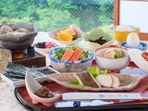 【一泊朝食】宇奈月満喫&おいしい朝ご飯召し上がれ♪