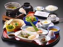 ☆朝から食欲全開☆朝食和定食一例