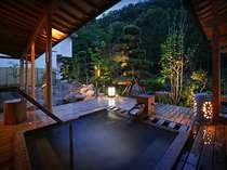 大浴場 喜久の湯 青森ひばのお風呂。掛け流しです