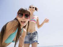 【夏のイメージ2】仲間との沖縄旅行を思いっきり楽しんで!