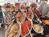 シーフード&バイキング「パラダイスキッチン」海の幸を自由にトッピング☆おまかせ丼が大人気♪