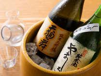 加賀の銘酒、天狗舞は和食とのマリアージュが絶妙。