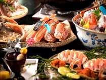 【加賀ていねいプラン】特撰黒タグ付「橋立蟹」最上級の地物ブランド活かにを焼蟹・蟹刺しと贅沢に味わう