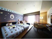 むすび丸ルーム【春】(33.6平米)宮城県観光キャラクター「むすび丸」のお部屋。