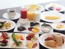 旬菜グリル&カフェ「セレニティー」朝食バイキング