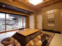 沙羅の間<1階景観良>1~2名様用部屋食