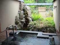 個室貸切露天風呂一例「鼓の湯」他全11種類