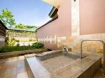 【11種類の貸切露天風呂一例】「葉留日野の湯」ご家族にオススメ!
