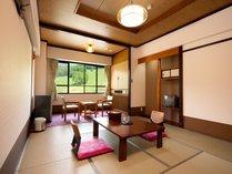 ◆ゆっくりとくつろげる和室8畳一例◆
