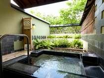 【11種類の貸切露天風呂一例】「陽だまりの湯」