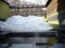 雪見の貸切露天風呂「葉留日野の湯」(全11種類)