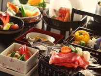 ◆【お料理グレードUP】旬の素材をいかした奥利根深山会席膳一例◆